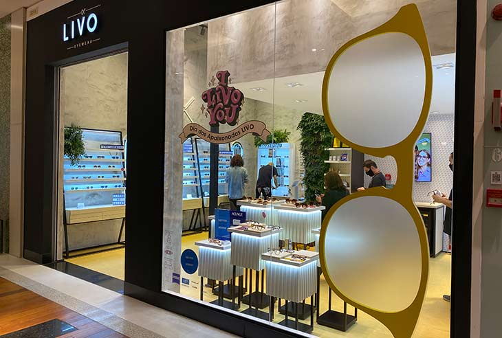 Franquia Livo Eyewear