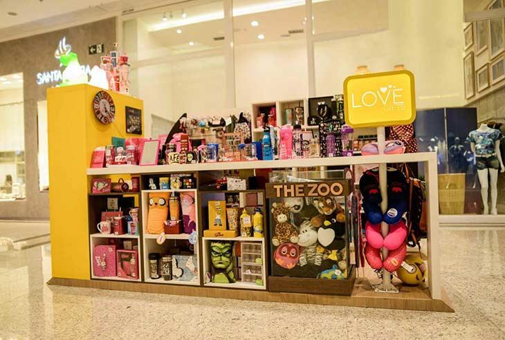 Franquia Love Gifts Circular de Oferta