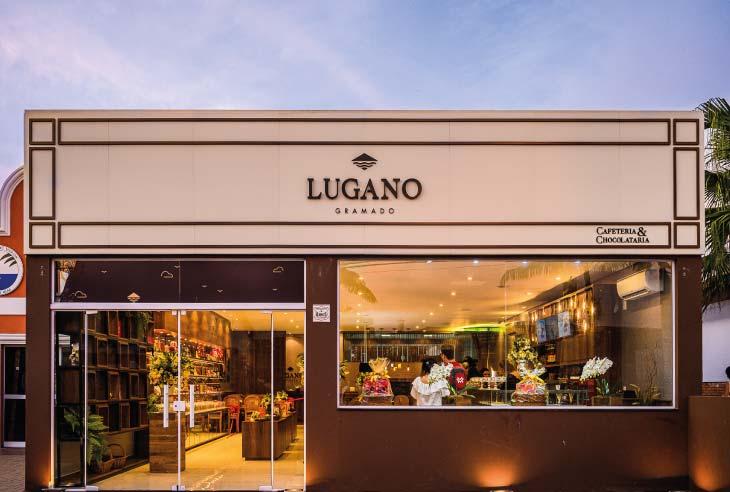 Circular de Oferta da Franquia Lugano