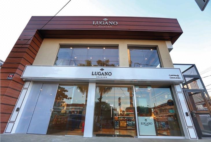 Ter uma Franquia Lugano