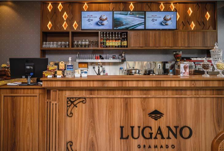 Franquia Lugano vantagens de ter uma