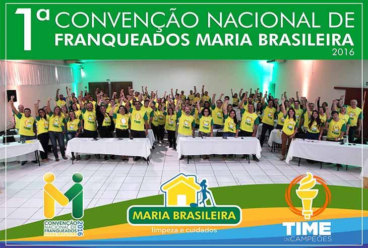 Ter uma Franquia Maria Brasileira