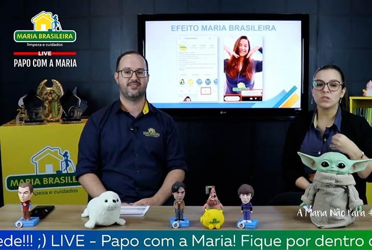 Franquia Maria Brasileira abrir uma