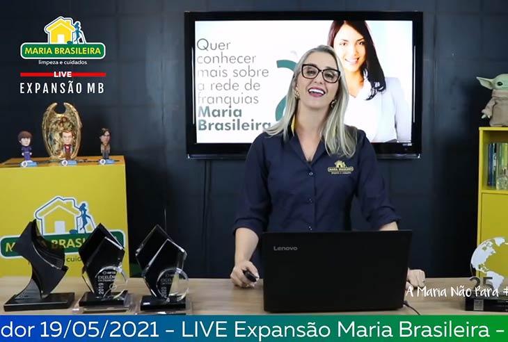 Franquia Maria Brasileira como funciona