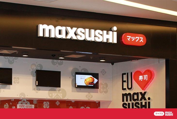 Preço Franquia Max Sushi
