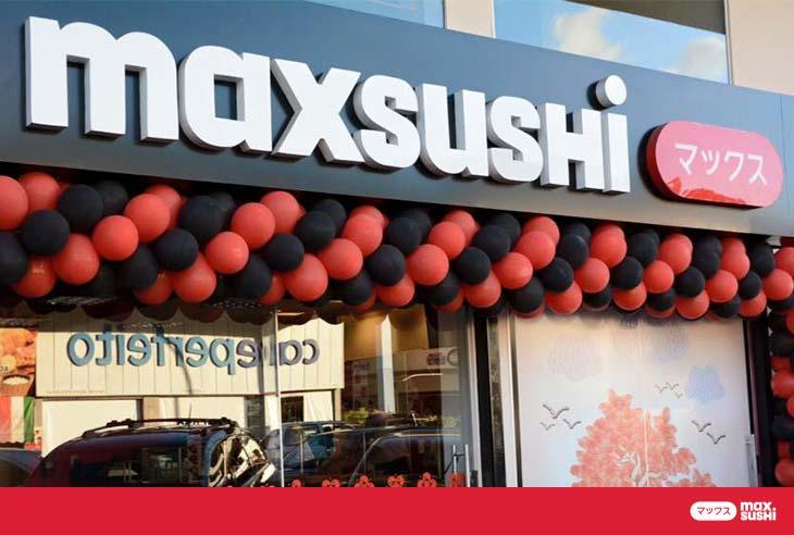 Qual é o valor da Franquia Max Sushi