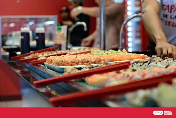 Quero comprar uma Franquia Max Sushi