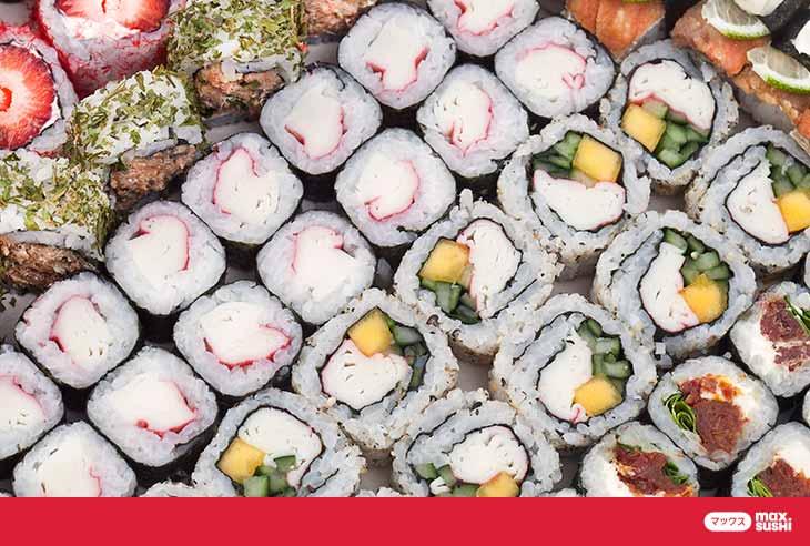 Franquia Max Sushi como funciona