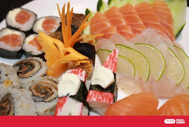 Franquia Max Sushi Circular de Oferta