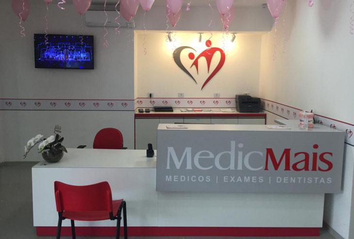 Franquia MedicMais Faturamento