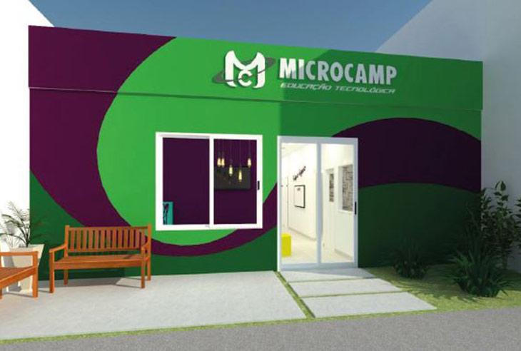 Franquia Microcamp qual é o preço