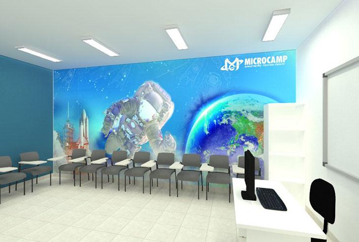 Franquia Microcamp qual é o valor