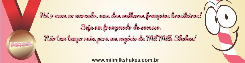 Franquia Mil Milk Shakes