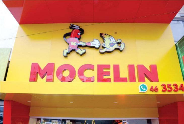Franquia Mocelin comprar