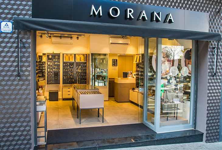 Franquia Morana quero uma