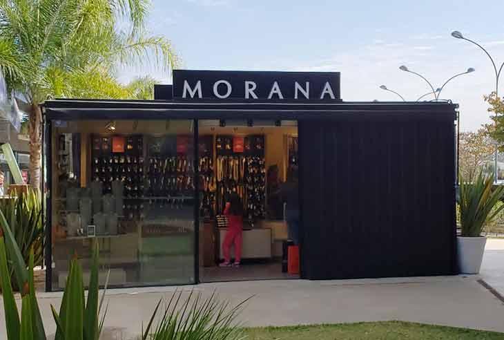 Franquia Morana investimento