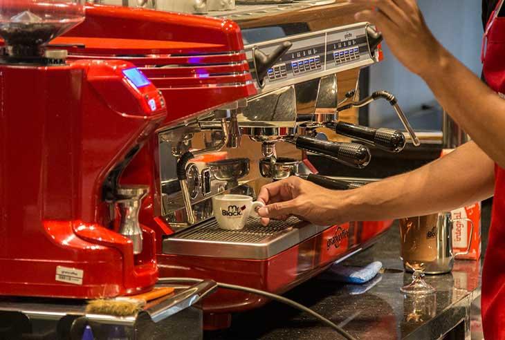 Quero uma Franquia Mr. Black Café