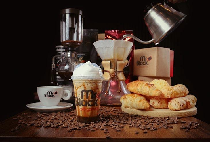 Benefícios de uma Franquia Mr. Black Café
