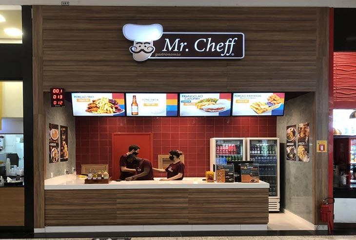 Quanto custa a Franquia Mr Cheff