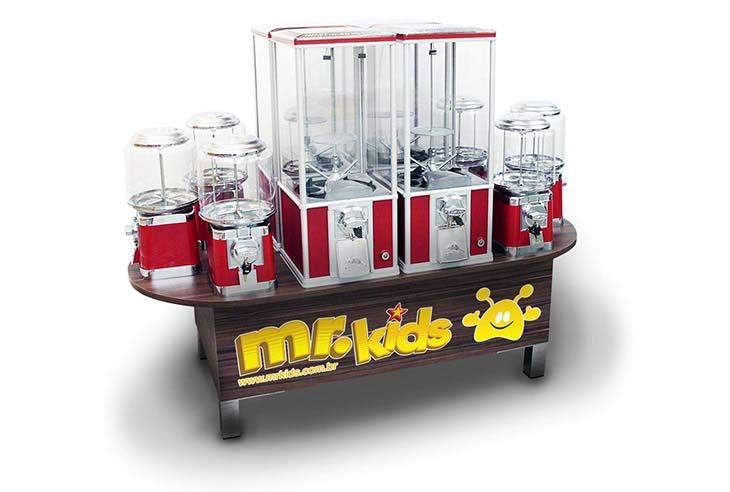 Preço Franquia Mr. Kids