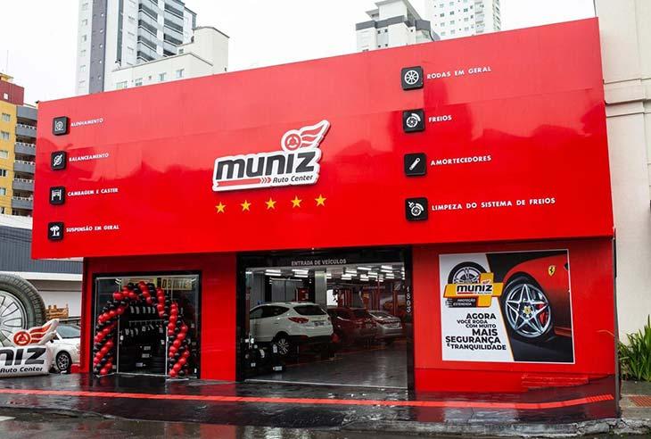 Quanto custa a Franquia Muniz Autocenter
