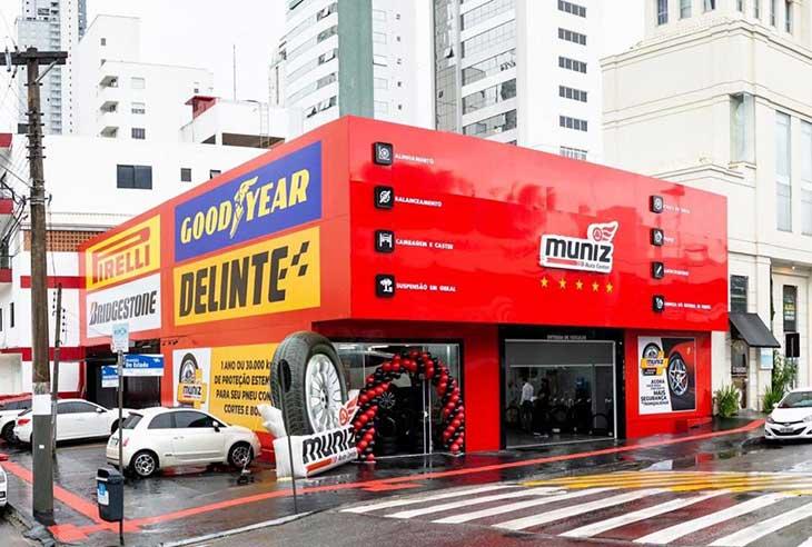 Franquia Muniz Autocenter qual é o valor