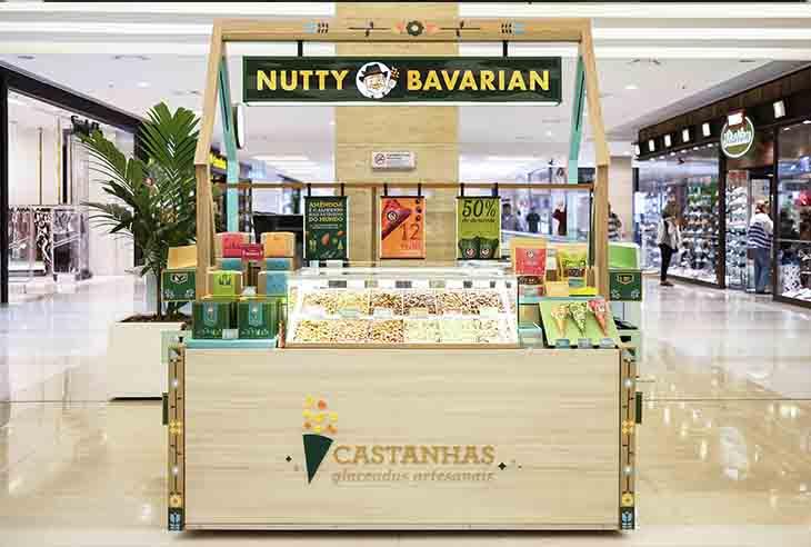 Franquia Nutty Bavarian adquira uma