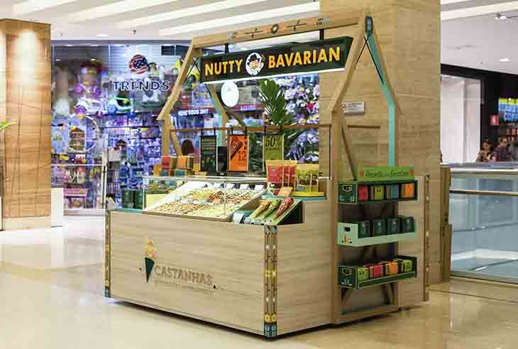 Quanto custa Franquia Nutty Bavarian