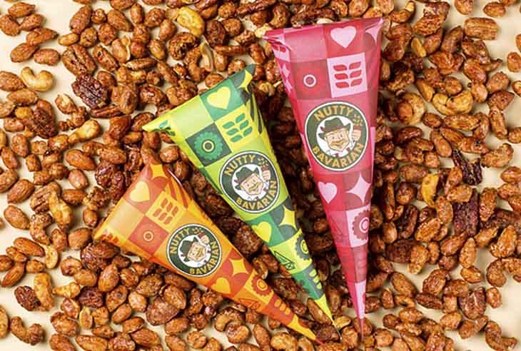 Quero comprar uma Franquia Nutty Bavarian