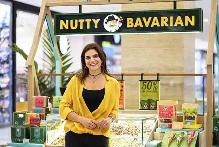Franquia Nutty Bavarian investimento