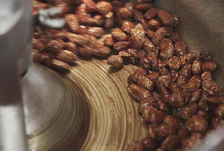 Franquia Nutty Bavarian benefícios