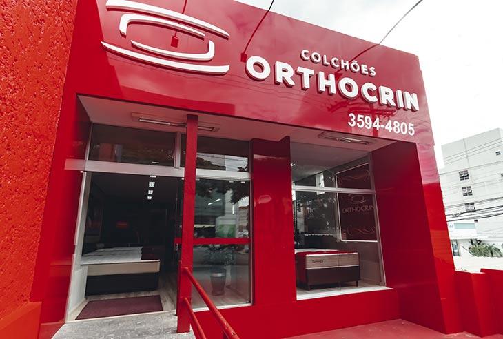 Tenha uma Franquia Orthocrin, faça parte dessa rede