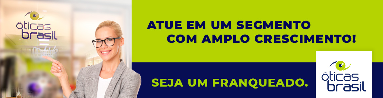 Franquia Óticas Brasil