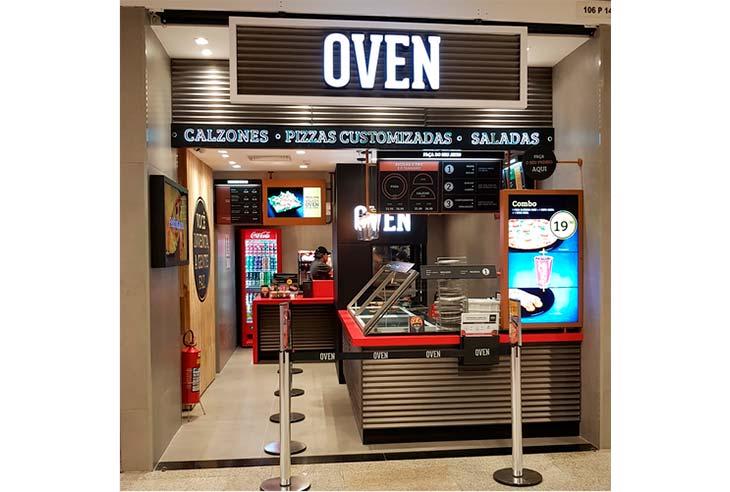 Franquia Oven investimento