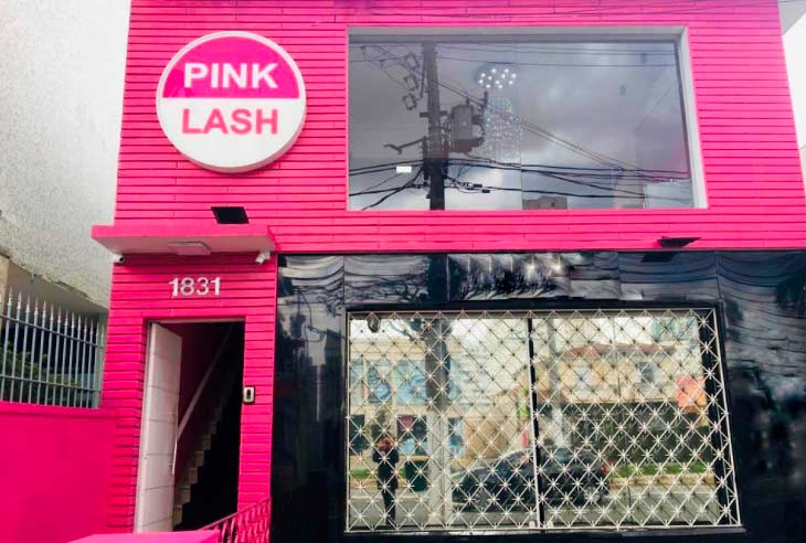 Quanto custa Franquia Pink Lash