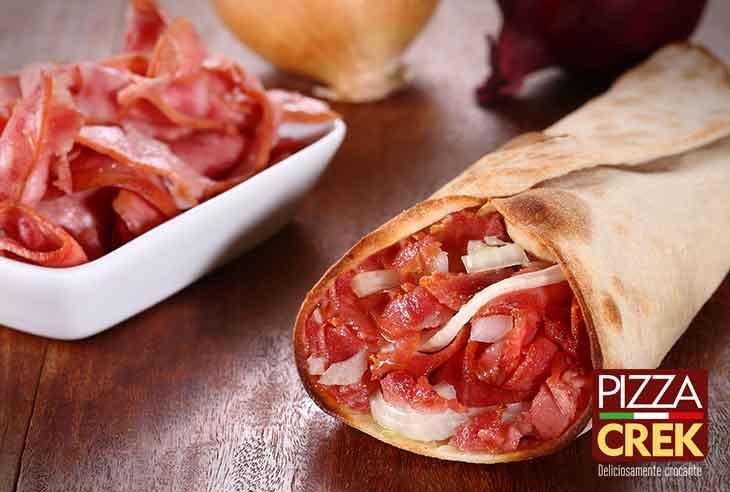 Franquia Pizza Crek quero comprar uma