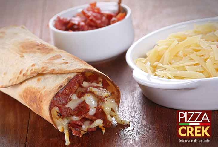 Quero uma Franquia Pizza Crek