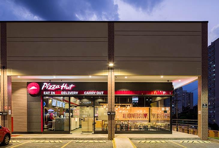Franquia Pizza Hut estou interessado