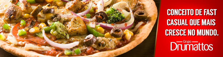 Franquia Pizza Studio