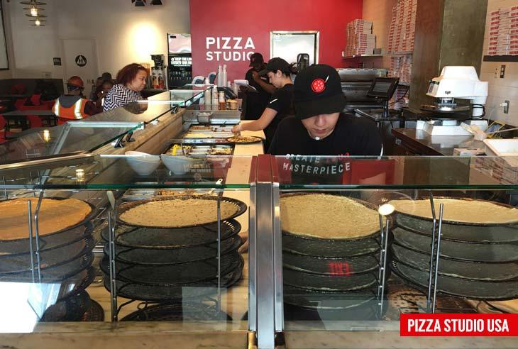 Qual é o valor da Franquia Pizza Studio