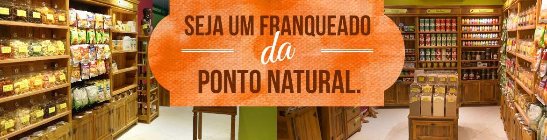 Franquia Ponto Natural