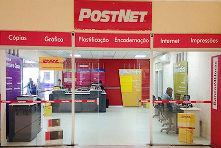 Estou interessado na Franquia PostNet