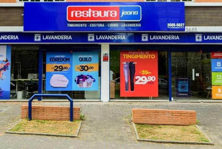 Preço Franquia Restaura Jeans