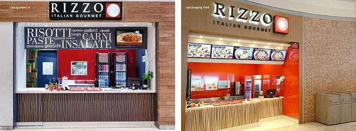 Franquia Rizzo Gourmet valor