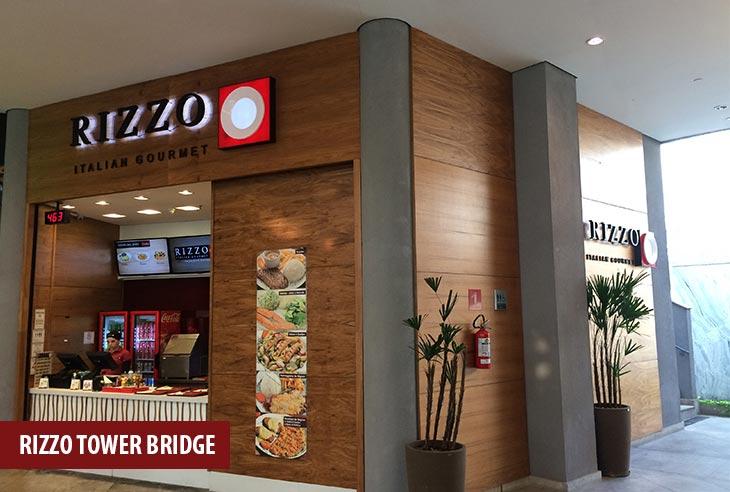 Franquia Rizzo Gourmet adquira uma
