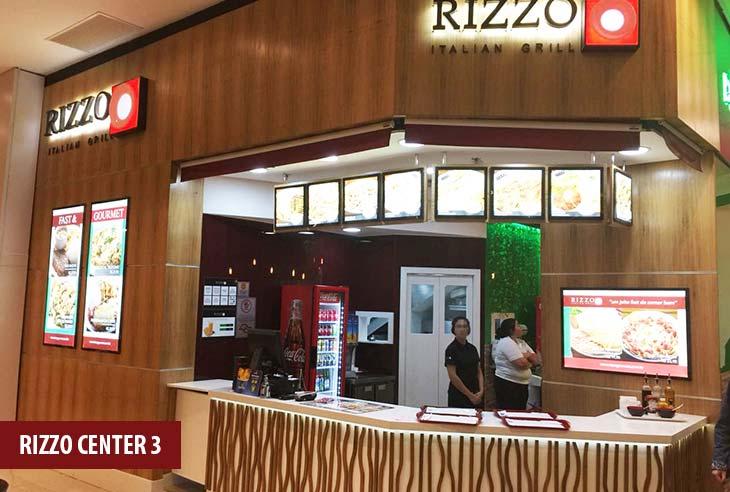Qual é o preço da Franquia Rizzo Gourmet