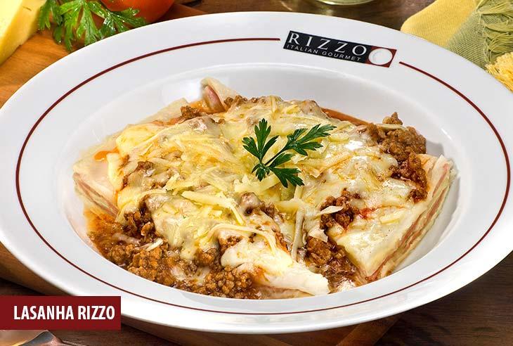 Taxa da franquia Rizzo Gourmet