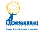 Logo Franquia Rockfeller Language Center