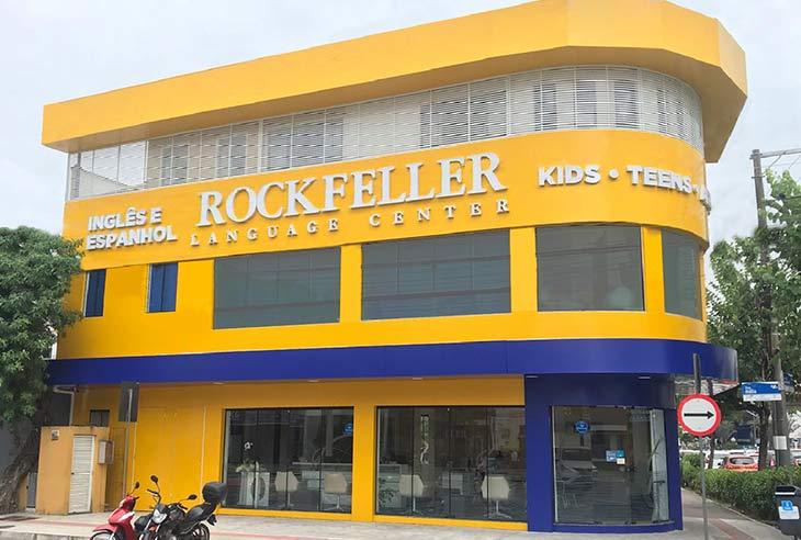 Qual é o preço da Franquia Rockfeller Language Center
