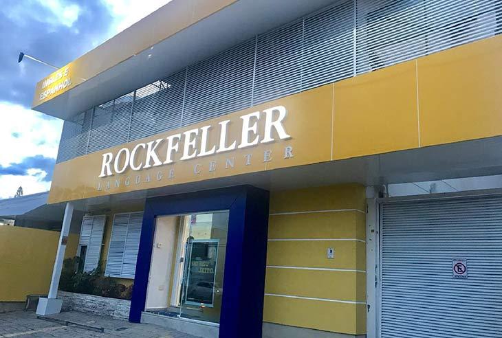 Quanto custa Franquia Rockfeller Language Center